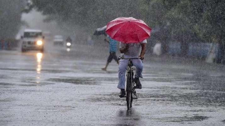 Rajasthan heavy rains warning