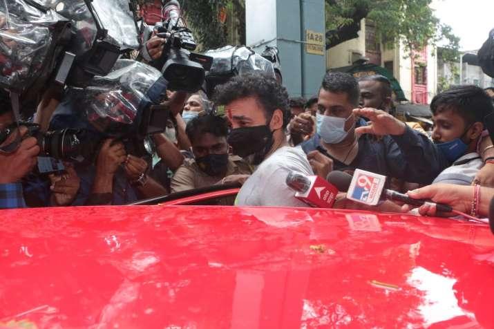India Tv - Raj Kundra