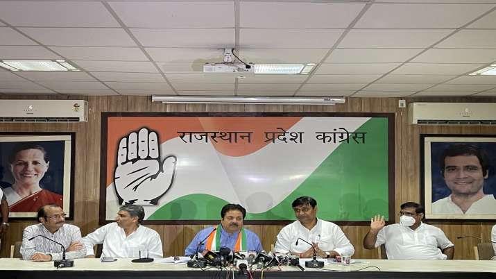 Central Government, Jaipur, Hawa Mahal, Amer Fort, Rajeev Shukla, latest national news updates, raje