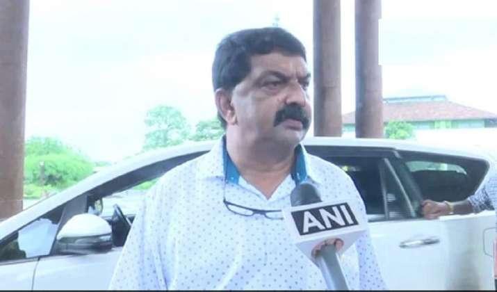Goa Assembly Speaker Rajesh Patnekar tests positive for