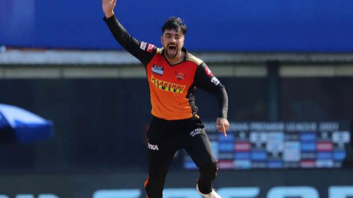 India Tv - No spinner has taken more wickets in IPL (85) than Rashid Khan since he made his debut in 2017.