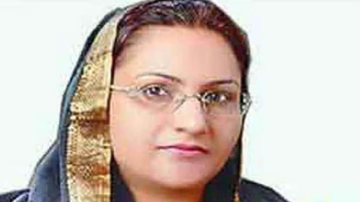 Punjab cabinet minister Razia Sultana resigns.