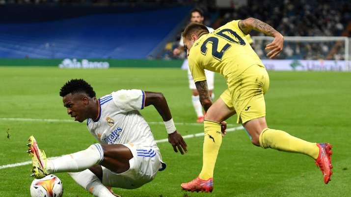 La Liga: Real Madrid's attack stalls in 0-0 draw against Villarreal