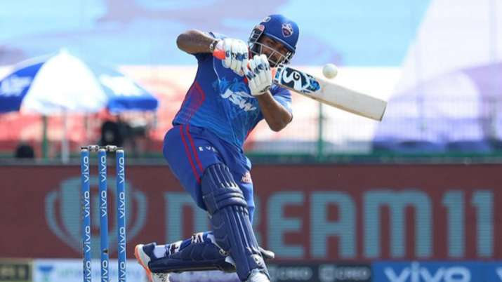 DC vs RR Live Score IPL 2021 Live Updates: Pant, Iyer look to rebuild after Royals remove openers ea