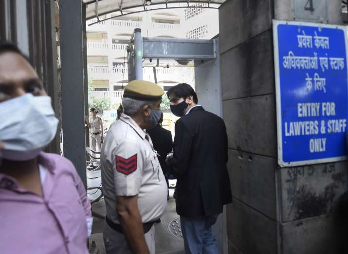 Rohini court shootout: Plea in Delhi HC seeks directions to Bar Council, Police over security