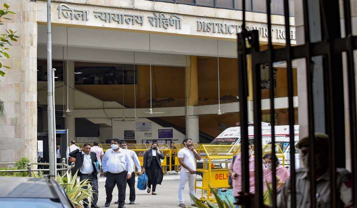Rohini court shootout: Lawyers demand probe, call for abstaining from work