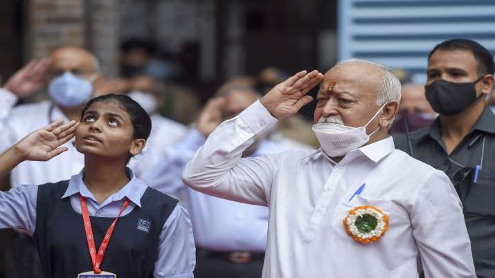 RSS chief Mohan Bhagwat to visit Barmer today