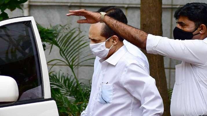 Antilia bomb scare: Sachin Waze wanted to regain glory as 'supercop', says charge sheet