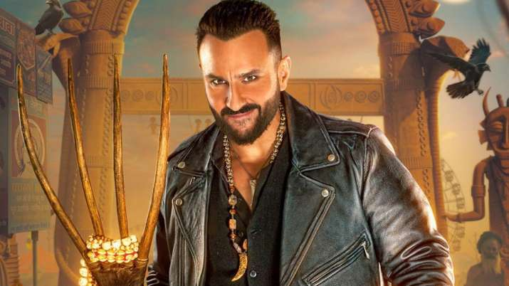 Saif Ali Khan on god, ghosts and 'Bhoot Police':I am agnostic in real life