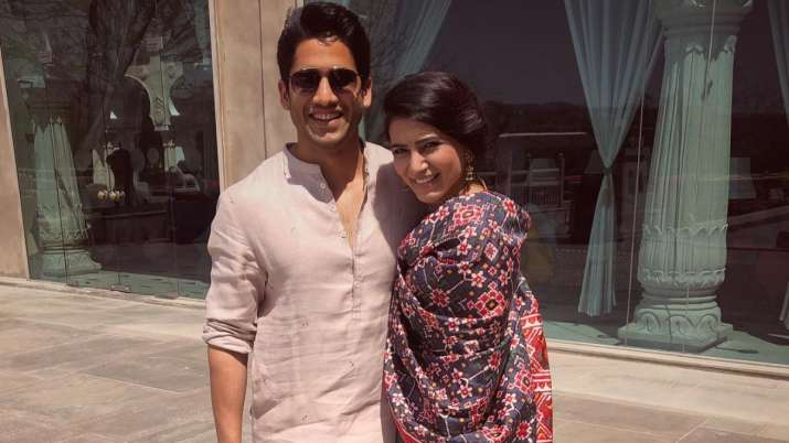 Samantha Ruth Prabhu snaps at reporter when asked about separation rumours with Naga Chaitanya