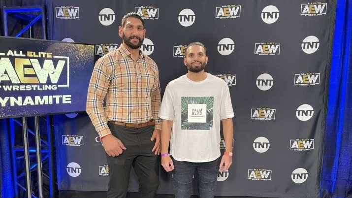 Trailblazer basketball player Satnam Singh switches to pro-wrestling