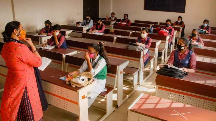 Mumbai schools to reopen for classes 8 to12 from October 4