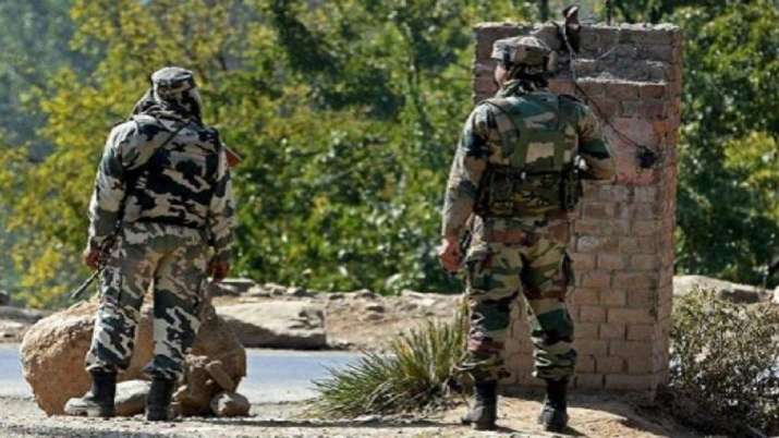 Restrictions eased out, jammu and Kashmir, security forces, security forces deployed, latest nationa