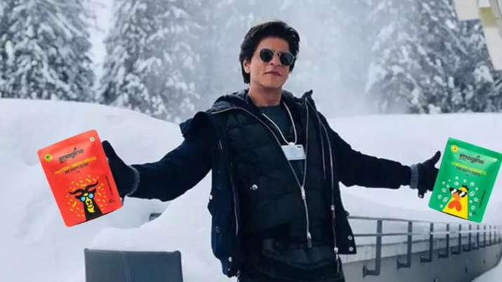 SRK launches Riteish, Genelia's plant-based 'meat' brand