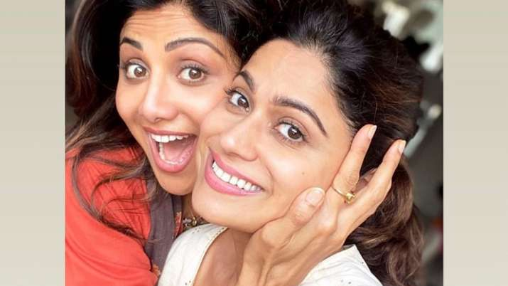 Shilpa Shetty lauds sister Shamita for reaching Bigg Boss OTT finale, appeals fans to vote for her