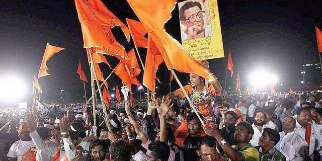 mumbai safe for women, says shiv sena
