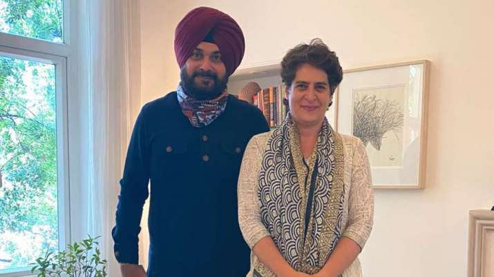 Priyanka Gandhi likely to reach out to Sidhu, may persuade him to take back resignation: Sources