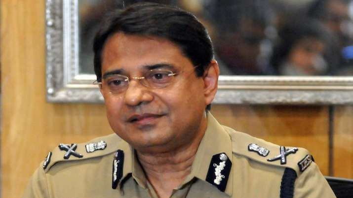Kolkata Police Commissioner Soumen Mitra.