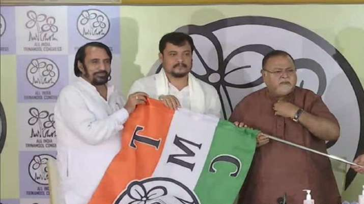 I had to contest from Kaliaganj on the BJP ticket due to