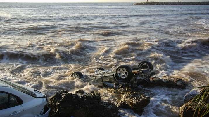 Spain floods, north eastern spain, floods, madrid, world news