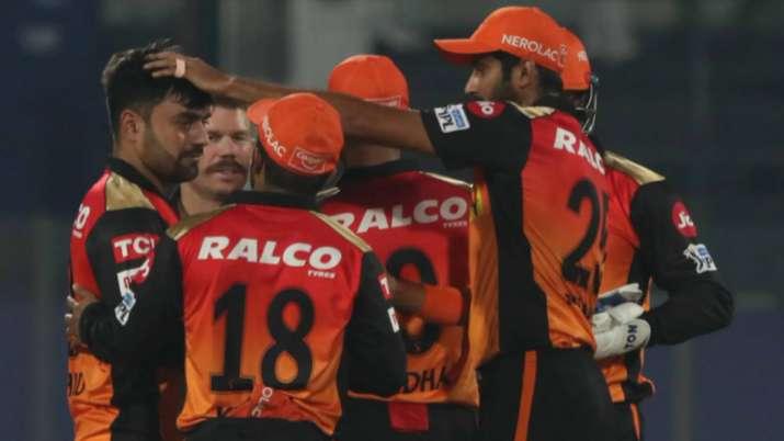 India Tv - Sunrisers Hyderabad
