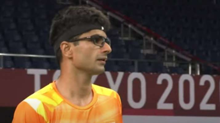 IAS officer Suhas Yathiraj opens Paralympic badminton campaign with dominant 21-9 21-3 win over Germ