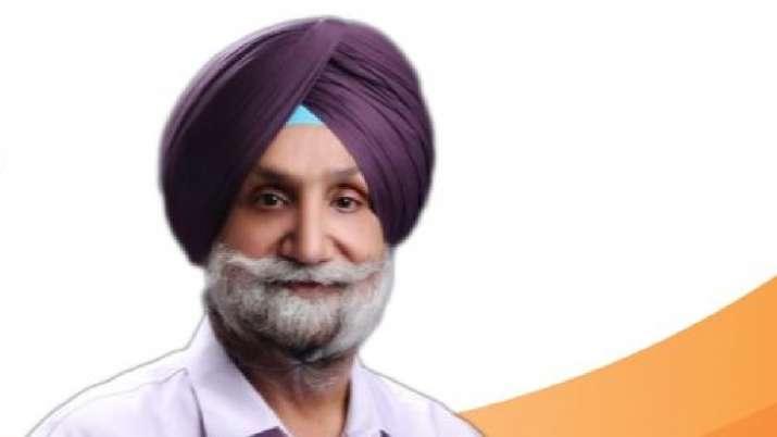 Congress leader Sukhjinder Singh Randhawa.