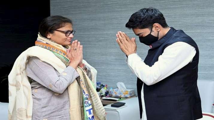 TMC nominates Sushmita Dev for Rajya Sabha seat.