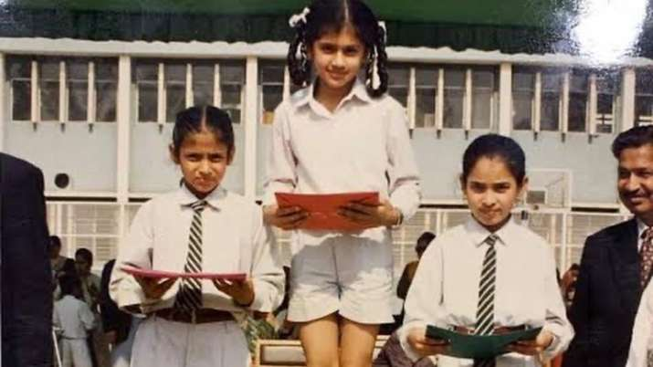 Taapsee Pannu goes down the memory lane, shares sporty throwback picture from school days