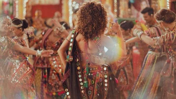 'Rashmi Rocket' makers release first song 'Ghani Cool Chori' teaser. Seen it?