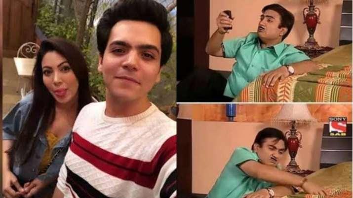 Taarak's Raj aka Tappu dating Munmun opens meme fest