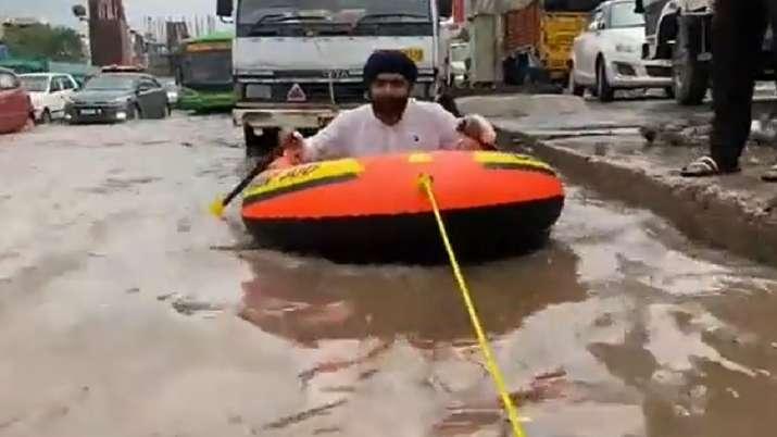 BJP leader Tajinder Singh Pal Bagga