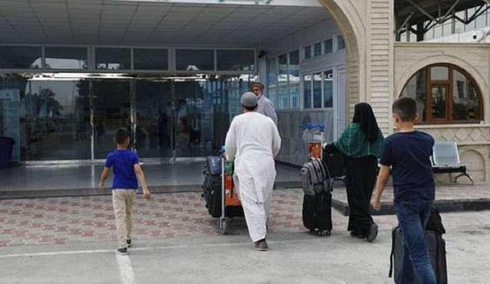 Pakistan Kabul commercial flights