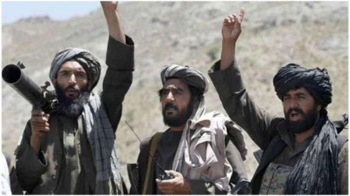 taliban air firing