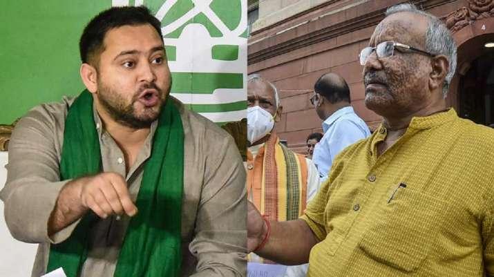 Tejashwi Yadav accuses Bihar govt of corruption in tap