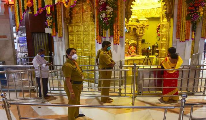Maharashtra to reopen temples for devotees from October 7; first day of Navratri 2021