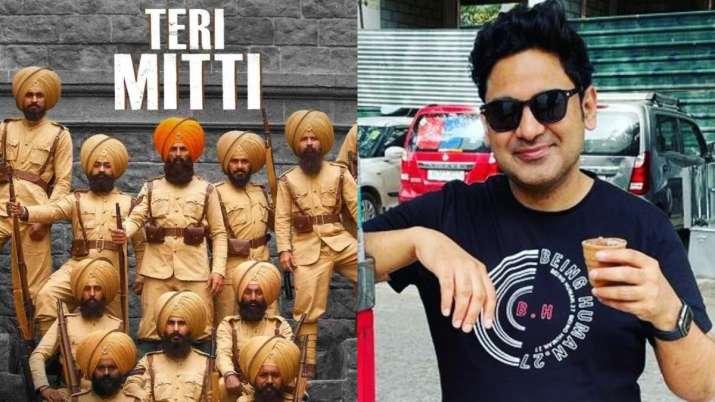 Manoj Muntashir reacts to Teri Mitti plagiarism claims