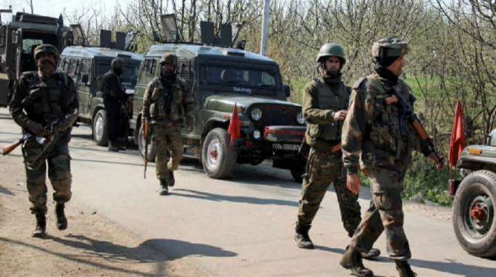 Decomposed body, suspected to be of Territorial Army jawan,