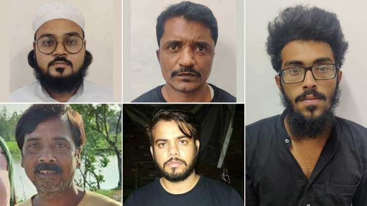 Arms, explosives seized from terrorists in Delhi similar to