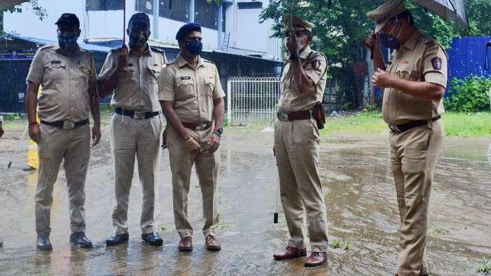 Thane Police (Representational pic/PTI File)