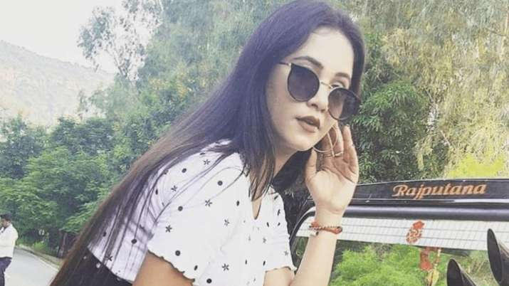 Bhojpuri actress Trisha Kar Madhu returns to Instagram days after her MMS leak   VIDEO