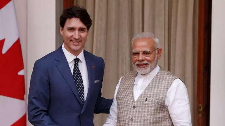 PM Modi congratulates Canadian counterpart Justin Trudeau on election win