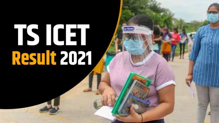 TS ICET Result 2021