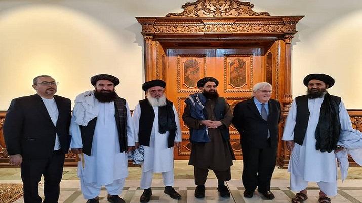 UN official meets Taliban's Mullah Baradar