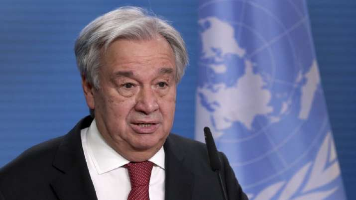 United Nations, UN chief Antonio Guterres, climate action, learning ozone layer, Ozone layer protect