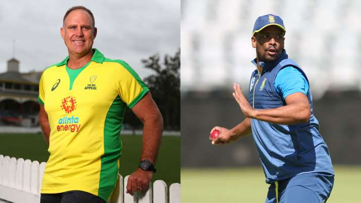 Matthew Hayden and Vernon Philander appointed as batting and bowling coaching consultants for T20 World Cup
