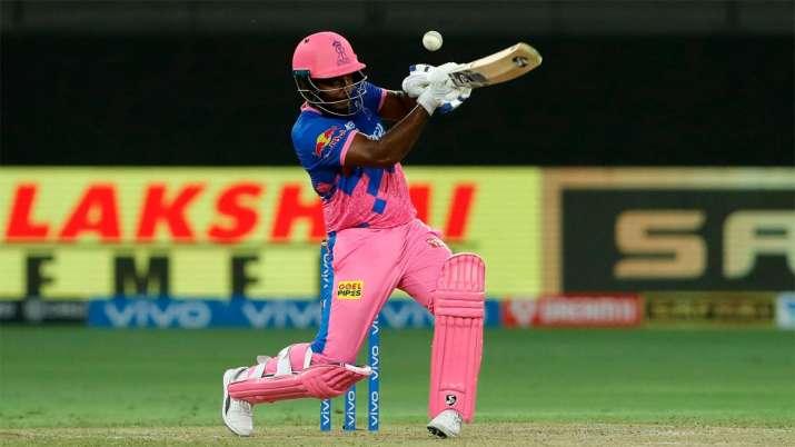 Rajasthan Royals captain Sanju Samson
