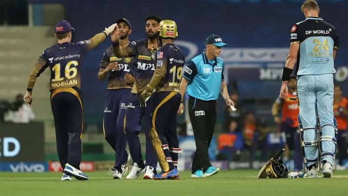 IPL 2021   Varun Chakravarthy, Andre Russell star in KKR's emphatic win over RCB