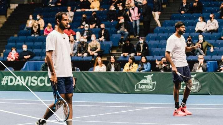 Rohan Bopanna and Ramkumar Ramanathan
