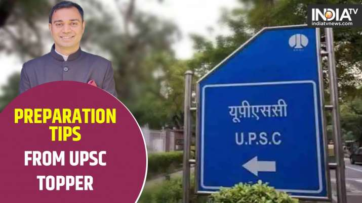 UPSC Prelims preparation tips